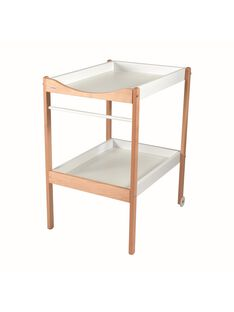 White CHANGING TABLE TABLE LANG HYB / 20PCMB002TAL000