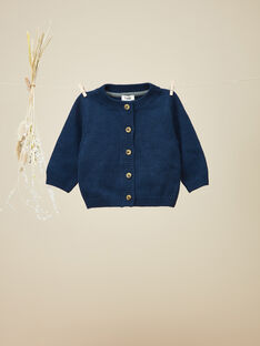 Discover this navy blue cardigan, part of the soft, poetic world of Natalys. Our modern, stylish collections, and our helpful hints and services, are always here for you. VARSOVIE 19 / 19IU2021N12714