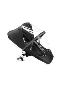 Black Stroller accessory B PROT PLUIE NO / 17PBPO032AAP090