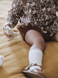 Baby girl natural socks DJULIA 21 / 21IU6011N47009